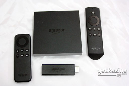 Amazon Fire TV, Fire TV Stick Combo