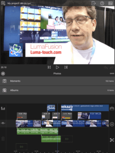 LumaFusion IPad Video Editor