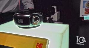Prosumer Pixpro 3-camera VR Unit