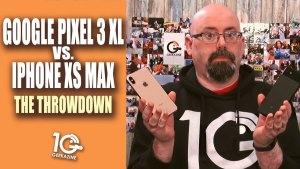 Pixel 3 XL vs. iPhone Xs Max – the Throwdown