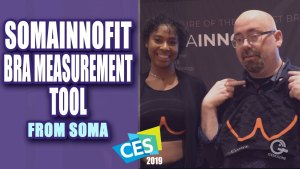 SomaInnofit Gets You the Right Size Bra For Your Body