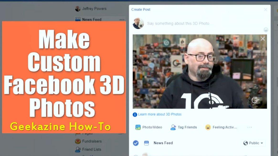 3dfacebook