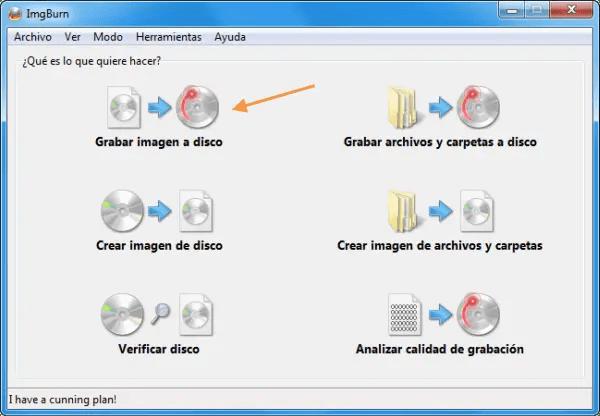 crear imagen iso windows 7 con nero