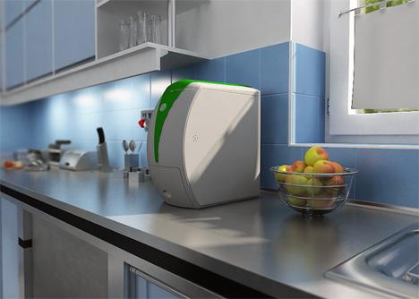 machine a composte domestique 3 - Terraviva