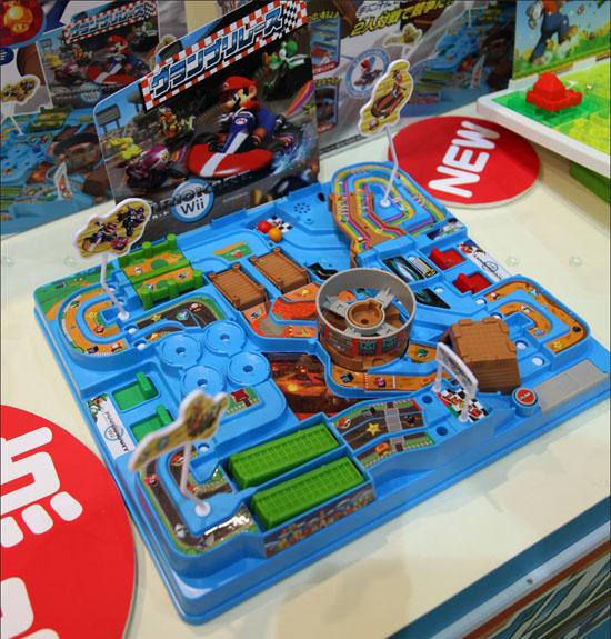 Mario Kart: le jeu de société