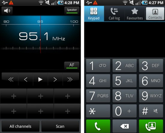 Samsung, Galaxy S, Vibrant, Apps, Market, Android, FM, Tuner, phone