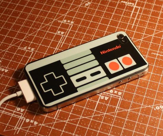 Un iPhone NES