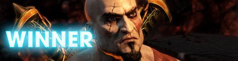 Meilleur jeu PS3: God of War III