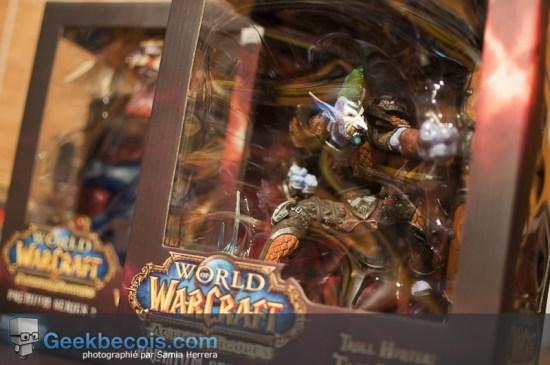 Figurines WoW