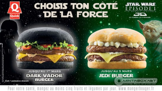 Burger Star Wars