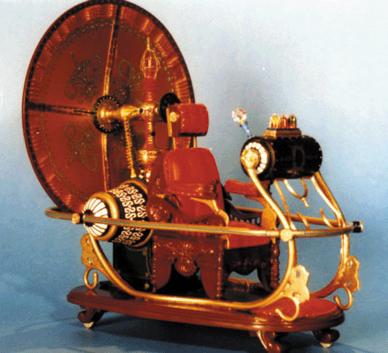 The Time Sled - machines à voyager dans le temps