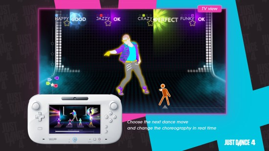 Critique Just Dance 4 Wii U