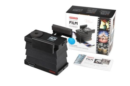 Lomography Smartphone Film Scanner avec sa boîte