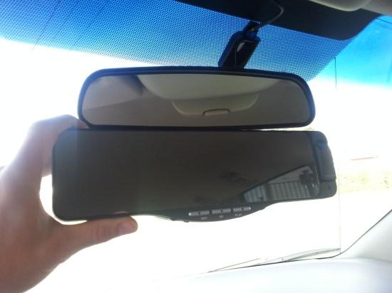 Miroir Bluetooth VistaView