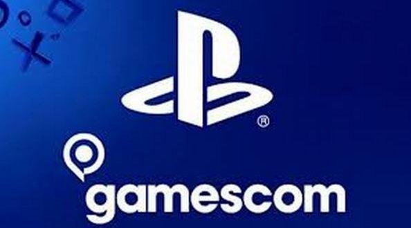 Logo GamesCom 2013 Sony