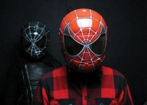 Casque Spider-man