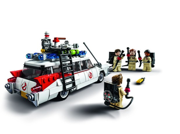 LEGO S.O.S. Fantômes
