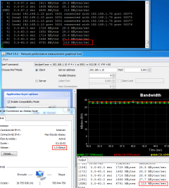EA6900 iPerf - Wired