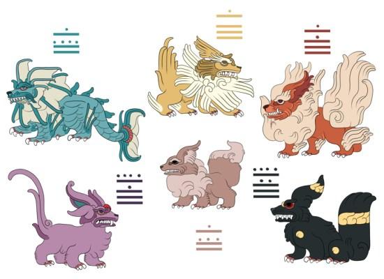 eevee evolution