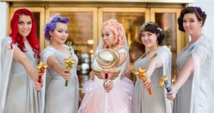 mariage sailor moon