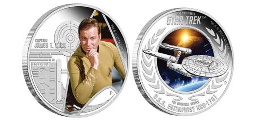 Monnaie Star Trek