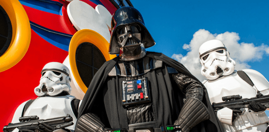 Star Wars Day At Sea - Disney Cruise Line