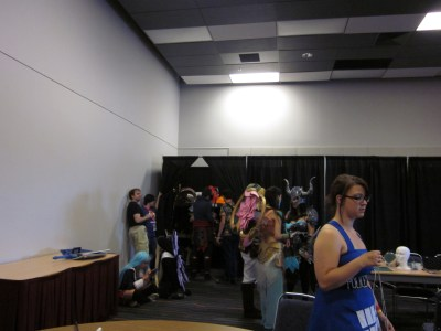 Cosplay Lounge-Comiccon