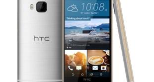Déballage du HTC One M9