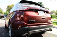 Arrière angle conducteur - Ford Edge 2015