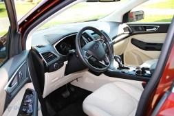 Intérieur 2 - Ford Edge 2015