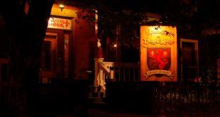 Auberge du Dragon Rouge - facade
