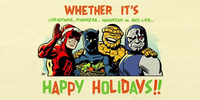 holiday geek
