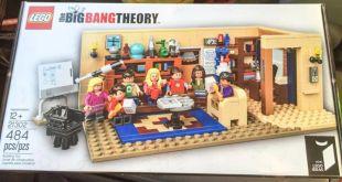 LEGO The Big Bang Theory - boite