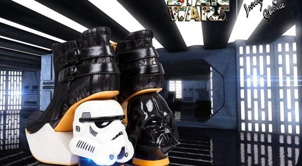 Irregular choice Death Star