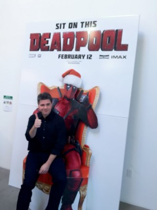 Deadpool genoux ign