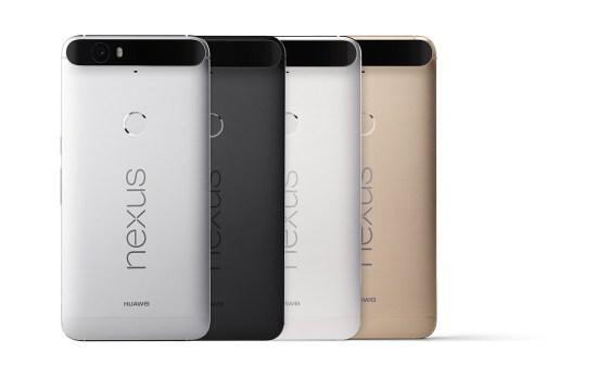 Huawei Nexus 6P à 0$ accompagné de 75$ de carte cadeau - Les gros rabais mobiles du Boxing Day!