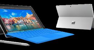 Microsoft Surface Pro 4 | Rentrée 2016