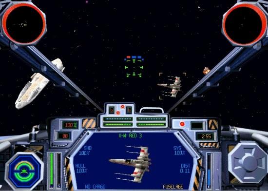 TIE Fighter (PC, 1994) - Top 5 des meilleurs jeux Star Wars