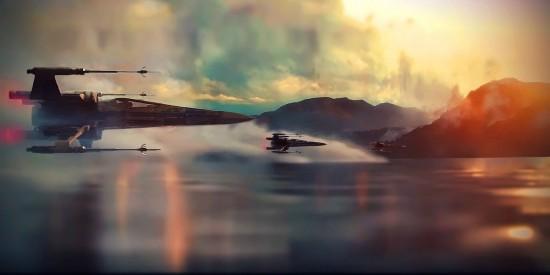 X-Wing - Star Wars Le Réveil de la Force