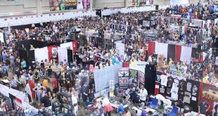 Fan Expo Toronto 2015