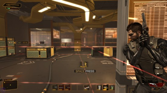 Deus Ex Human Revolution | Games with Gold janvier 2016