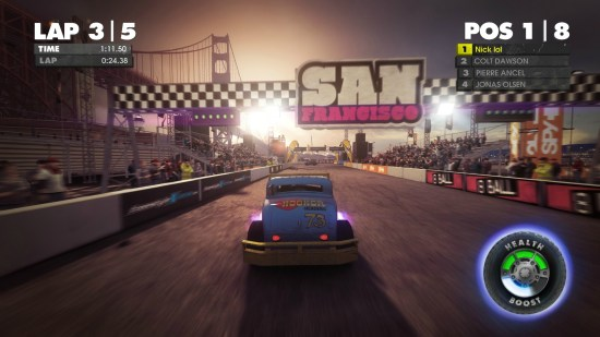 DiRT Showdown | Games with Gold janvier 2016