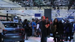 Salon International de l'Auto de Montréal 2016