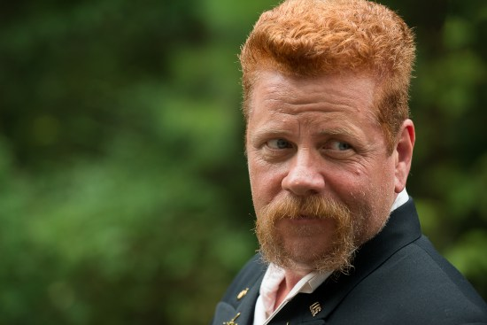 Michael Cudlitz / Abraham - The Walking Dead Saison 6 Épisode 9 - Crédit Photo : Gene Page/AMC