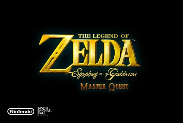 The Legend of Zelda : Symphony of the Goddesses - Master Quest