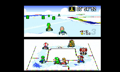 Super Mario Kart (New3DS VC) | Nintendo 24 mars 2016