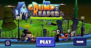 Grumpy Reaper Wii U Nintendo 10 mars 2016