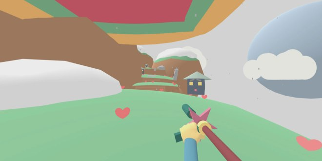 Lovely Planet (Wii U)