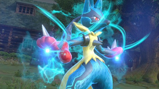Pokken Tournament (3DS) - Nintendo 17 mars 2016