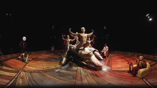Source: Site Félix&Paul Studios - Le Cirque du Soleil | Quand la réalité virtuelle rencontre le documentaire